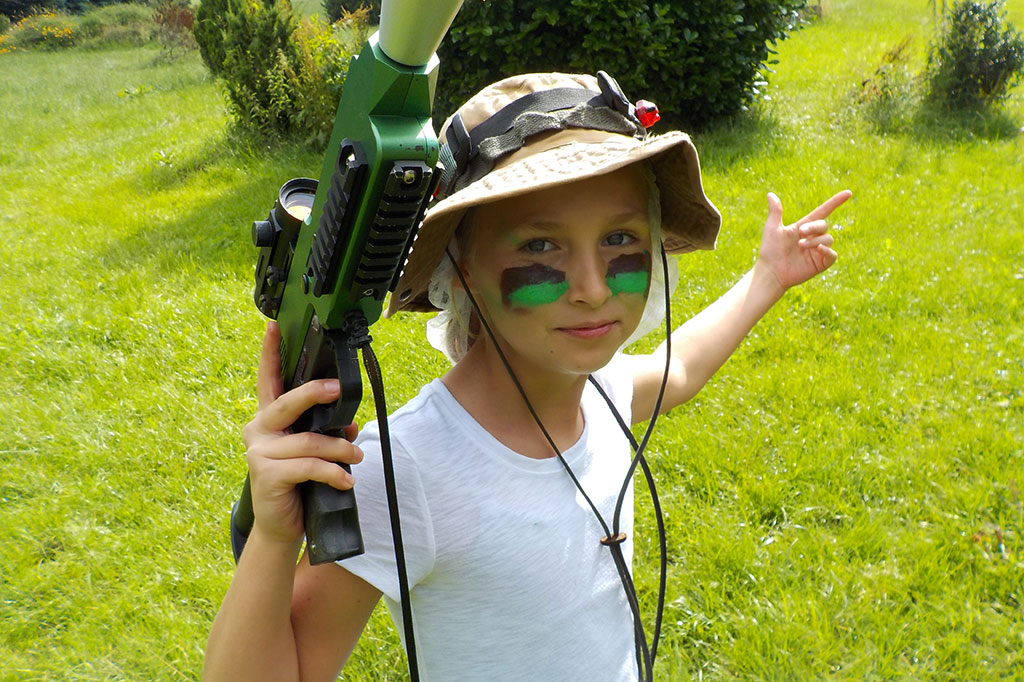 Avonturenkamp outdoor lasergamen
