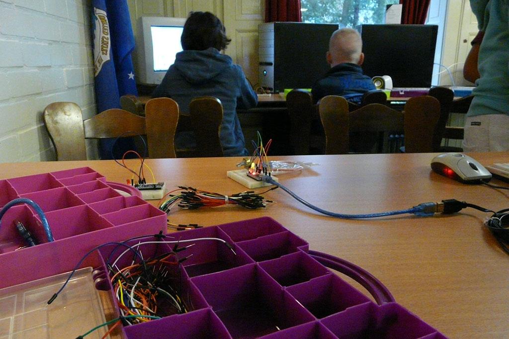 Techcamp arduino