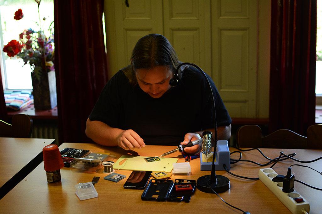 techcamp solderen