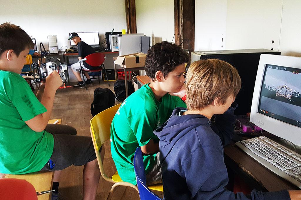 zomerkamp techcampp programmeren