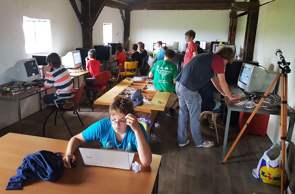 techcamp techruimte