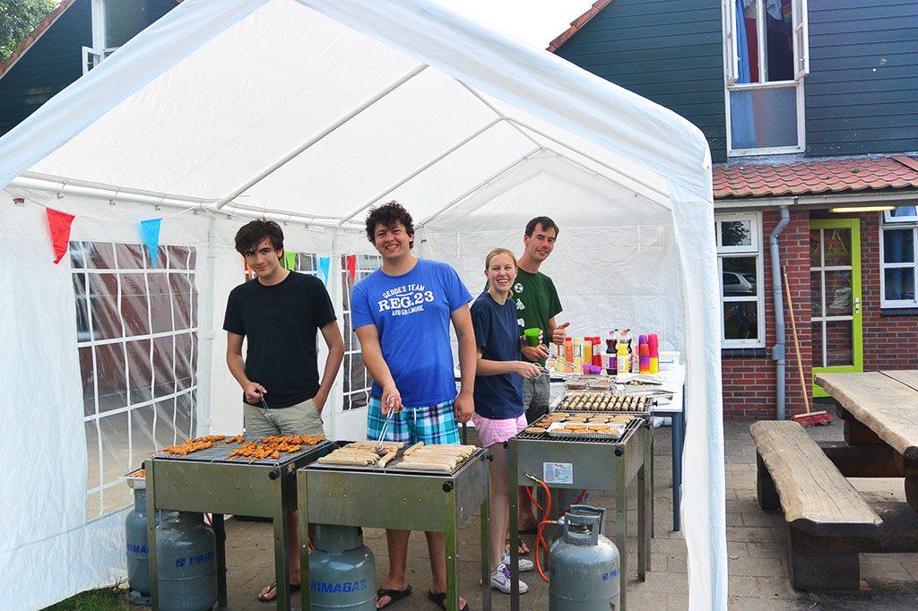 zomerkampen-keukenteam