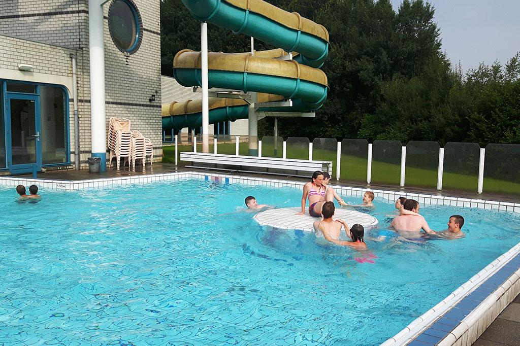 gamekamp subtropisch zwembad